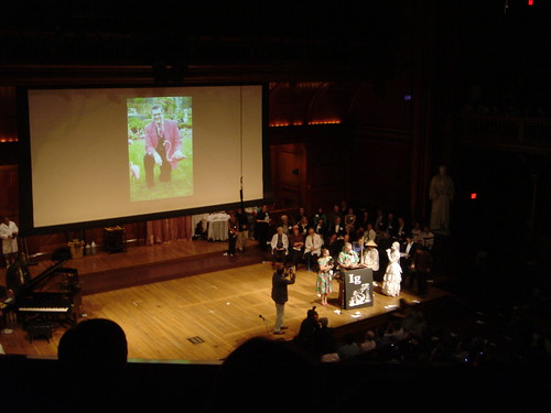 Ig Nobel Prize Ceremony 2006 @ Harvard
