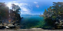 Lake Pend Ear Panorama