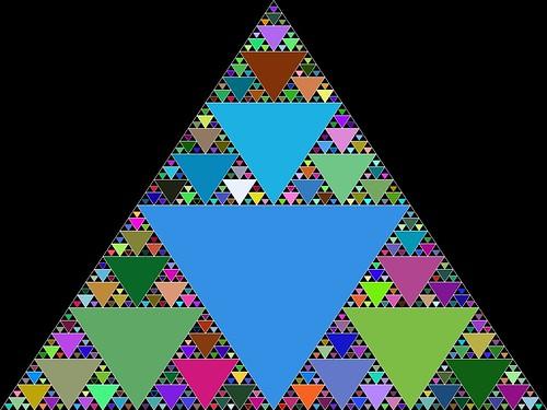 Sierpinsky triangle