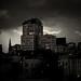 Lightning in the Tenderloin by DarkDaze Photography