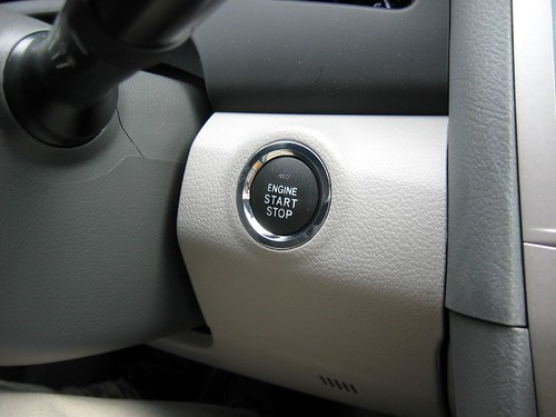 No more car keys. Toyota Smart Key System. | by garyhymes