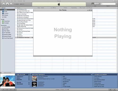 iTunes Duh!
