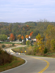 Fall in Abington