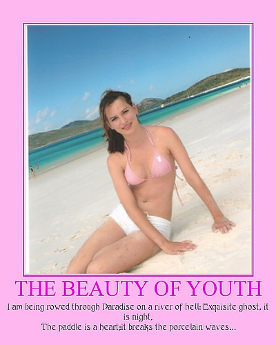 youth and beauty http www crazygallery info oceane dreams youth