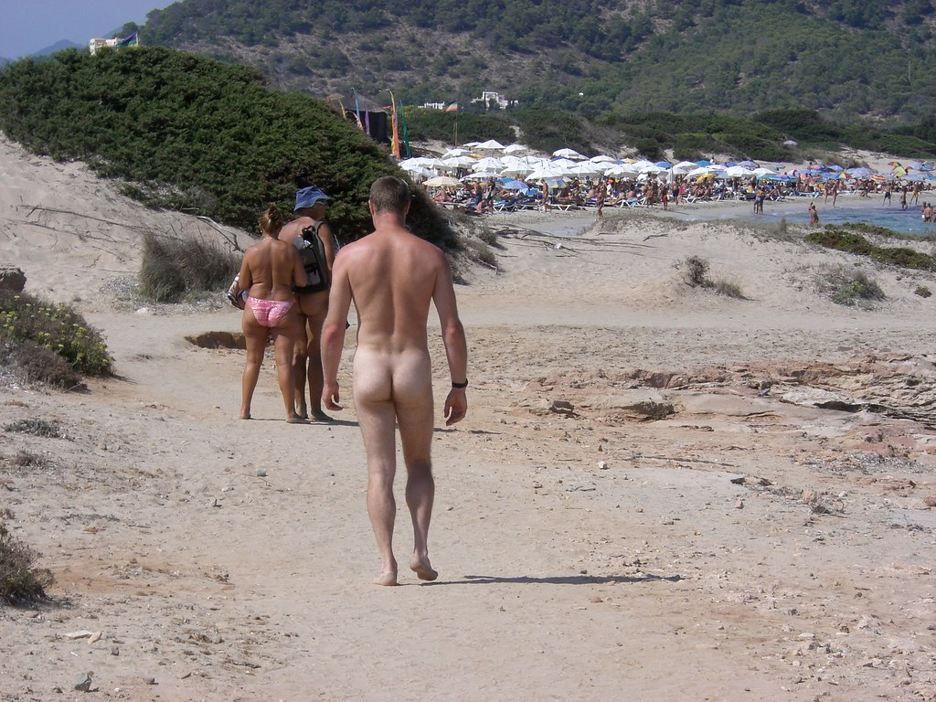 nudist on flickr