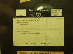 from Douglas Fairbanks, jr.