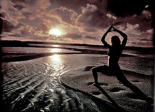 Yoga brings change