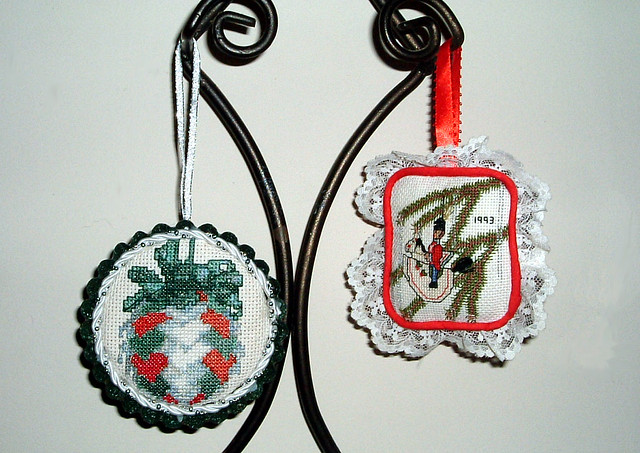 Free Cross Stitch Patterns: Christmas