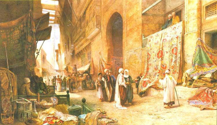 Halı Satışı Kahire