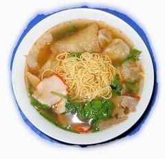 mi rebus(0.0), soto ayam(0.0), noodle(1.0), bãºn bã² huế(1.0), noodle soup(1.0), kuy teav(1.0), kalguksu(1.0), food(1.0), dish(1.0), laksa(1.0), soup(1.0), cuisine(1.0),