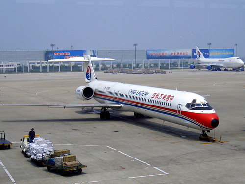 717 China Eastern Airlines