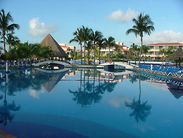 Moon Palace Hotel, nr Cancun, Mexico | Flickr - Photo Sharing!