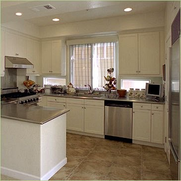 How do you cover tile countertops with stainless steel for Stainless steel countertops cost per sq ft