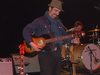 Paul Rigby Tuning up, Shepherds Bush Empire 2006