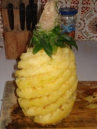 Photo for Pineapple carving designs
