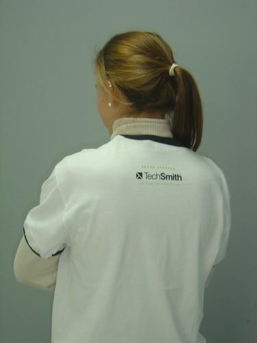Espalda - Camiseta Día de la Usabilidad