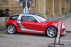 Smart Car Coupe