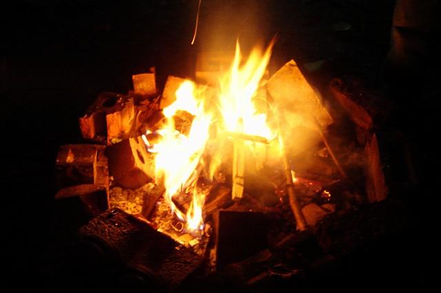 Dufferin Grove Firepit