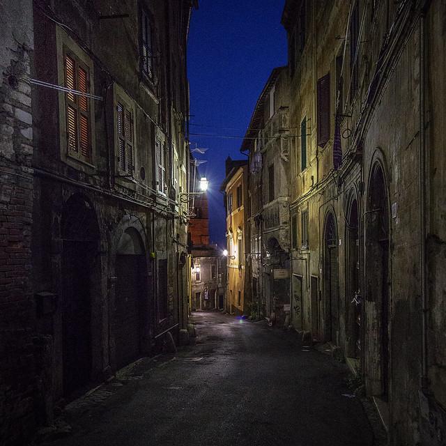 Night in Tivoli