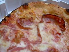 tartiflette(0.0), pepperoni(0.0), sicilian pizza(1.0), tarte flambã©e(1.0), pizza cheese(1.0), pizza(1.0), meat(1.0), zwiebelkuchen(1.0), food(1.0), dish(1.0), cuisine(1.0),