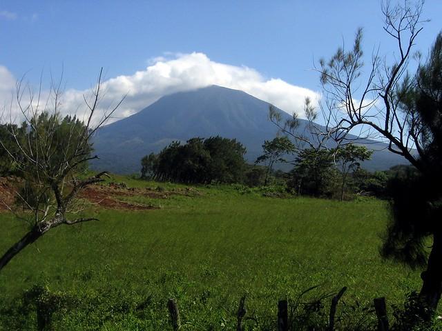 Volcán Rincón de la Vieja in Costa Rica