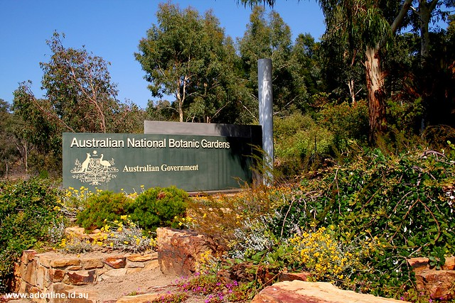 Australian national botanic gardens flickr photo sharing Australia home and garden tv show