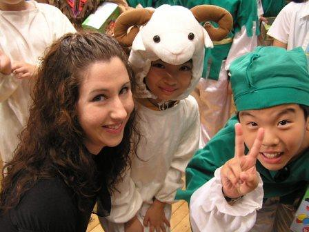 Little Lambs and Elves