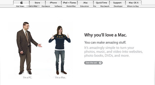 Justin Who? Meet the new Mac Girl!