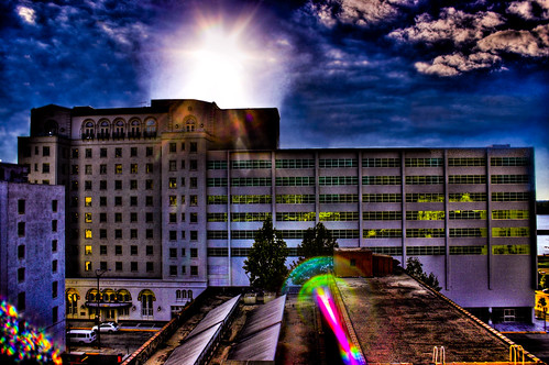 house canon lenseflare geotagged rebel hotel colorful hilton capitol adobe hdr lightbox wii 3xp photomatix geo:lat=30448822 geo:lon=91189978