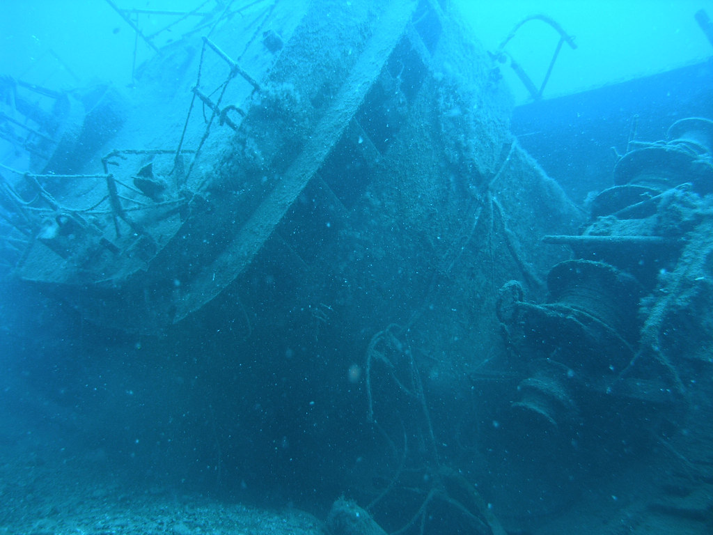 Barcos hundidos en el fondo del mar fotos reales taringa - Fotos fondo del mar ...