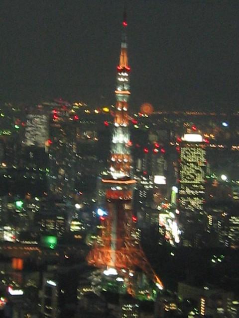夜的东京铁塔 回应和最爱