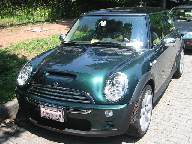 my 2005 mini cooper s flickr photo sharing. Black Bedroom Furniture Sets. Home Design Ideas