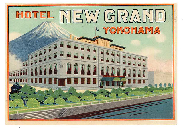 New Grand Hotel Yokohama Japan