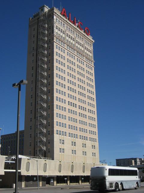 Alico building waco skyscraper by ernestbludger for Waco builders