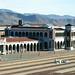 Barstow, CA train station by kla4067