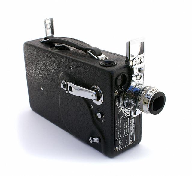 Cameras Around The World >> Cine Kodak Model K | Flickr - Photo Sharing!