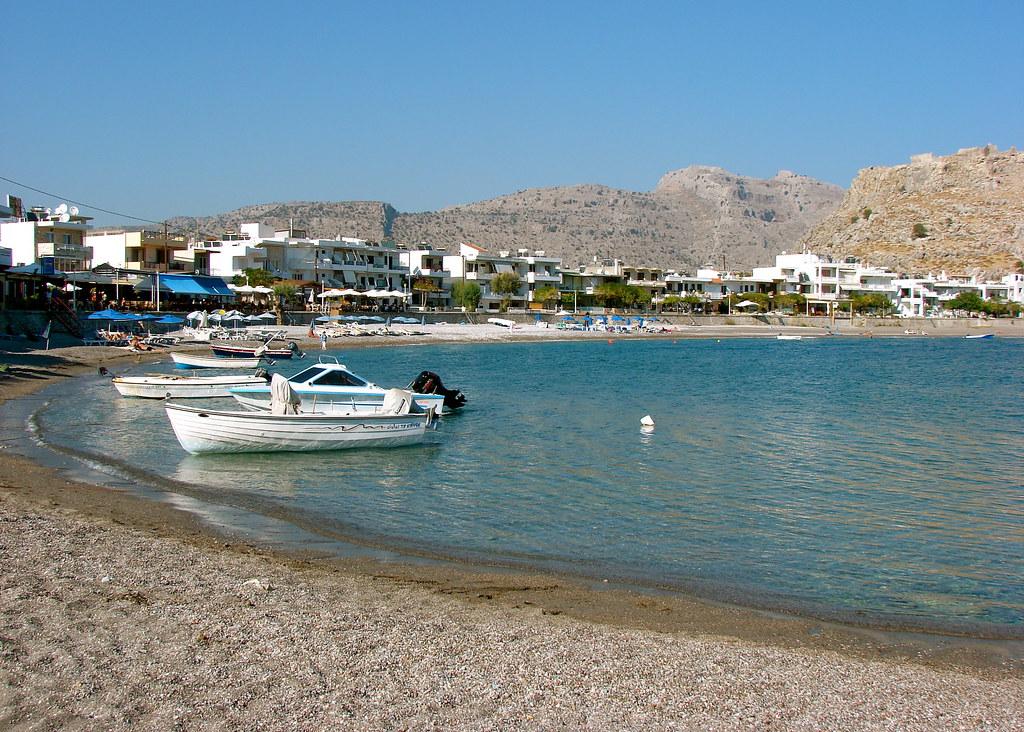 Haraki Bay, Rhodes
