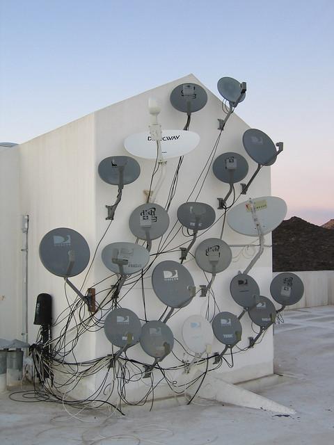 Satellite Dishes Flickr Photo Sharing