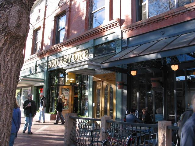 Boulder Bookstore - Boulder, Colorado