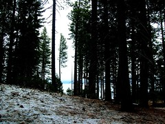 Tahoe City - South/north Trailheads
