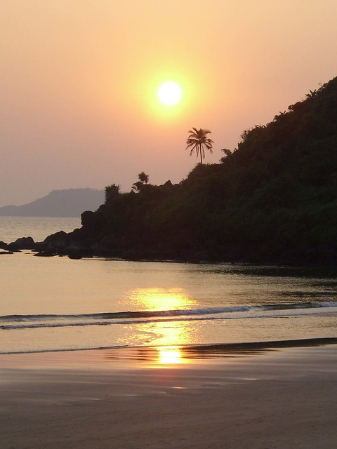 Goan Sunset
