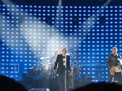 U2 on Blue
