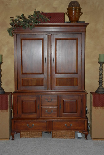 Drexel Heritage Armoire / Entertainment Center