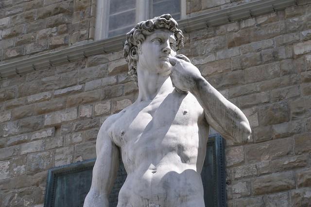 Michelangelo's David (2006-05-408) | Flickr - Photo Sharing!