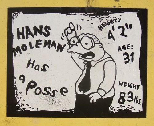20060919 hans-moleman-has-a-posse