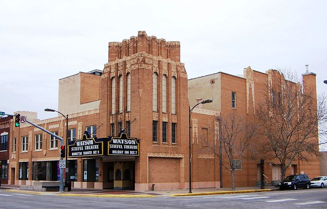 Salina Ks Watson Theater Flickr Photo Sharing