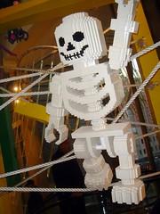 Lego bones