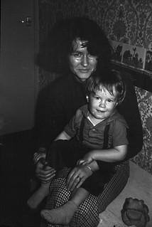 Mum and Ewen