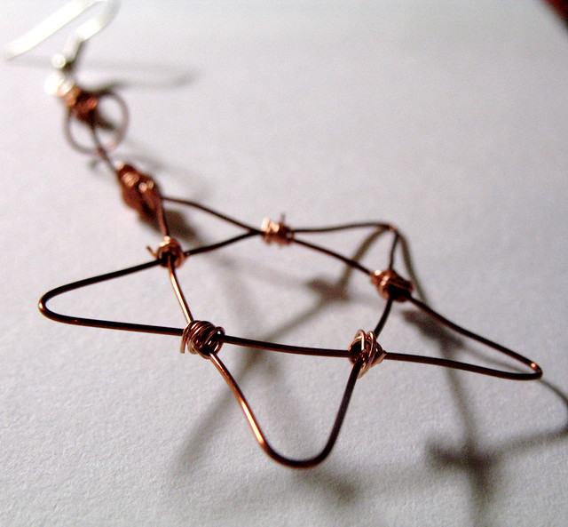 Wire star (2)