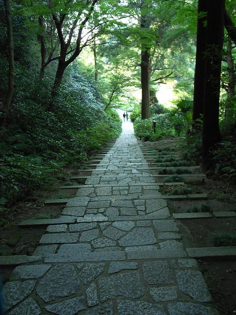 鎌倉(a scenery in Kamakura)